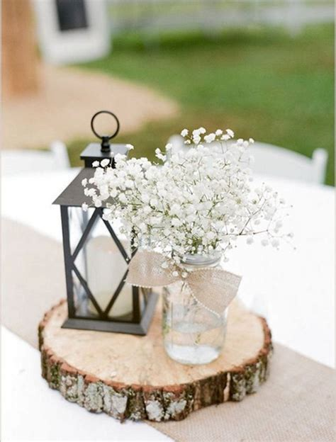 top 10 rustic wedding centerpiece ideas to
