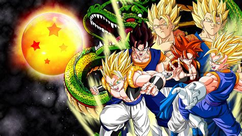 wallpaper dragon ball bergerak dragon ball wallpapers wallpaper cave