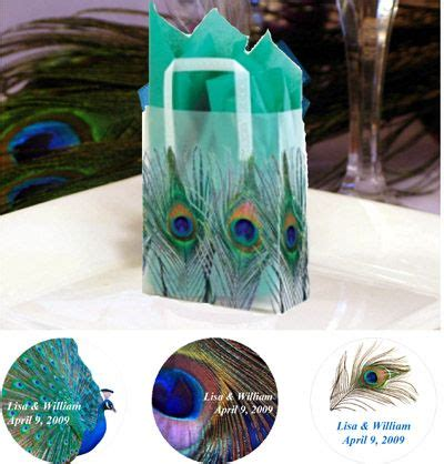 Peacock Favor Ideas by Top 25 Best Peacock Wedding Favors Ideas On