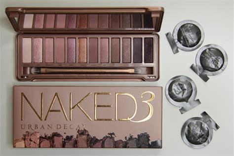 Naked3 3 Limited decay 3 palette the edit