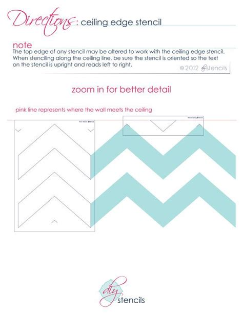 chevron template for walls 245 best things to do around the house images on