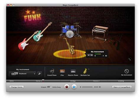 Garageband Banjo Review Garageband 09 Macworld