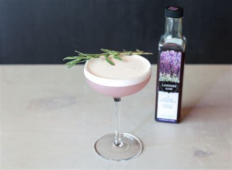 lavender cocktail lavender pisco sour a pisco sour with a lavender twist