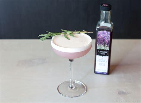 lavender cocktail lavender pisco sour a pisco sour with a lavender twist