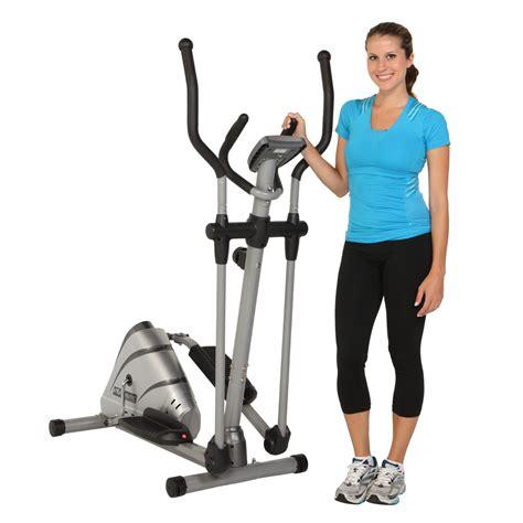 elliptical trainer machine exercise equipment bike workout