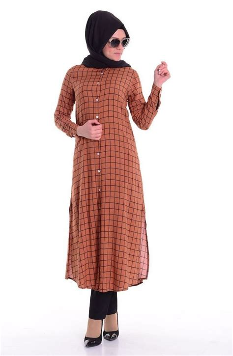 sleeve shirt islamic wear copper sizes medium large unbranded tunic e