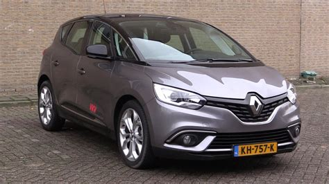 renault scenic 2017 renault scenic 2017 test tr
