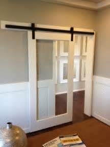 Interior Glass Barn Doors Barn Doors Barn Door Track The Glass Door Store