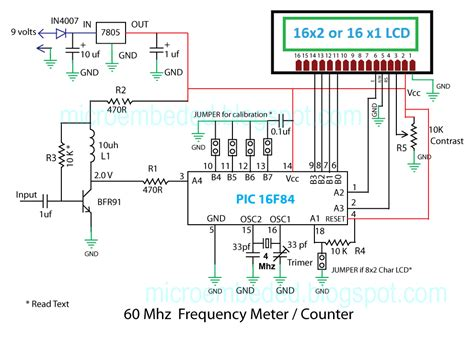 Hz Meter Frequency Meter Mf16 Selec test equipment frequency counter