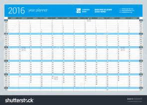 Year Planner Templates by Year Planner Template Event Planner Template