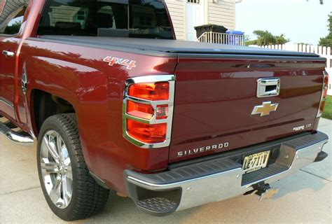 2016 chevy silverado tail light covers 2015 silverado 1500 tail lights autos post