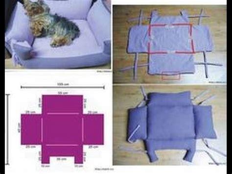 Moldes Camas Para Perros   moldes para hacer camas para perros youtube