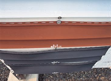 vinyl siding warp