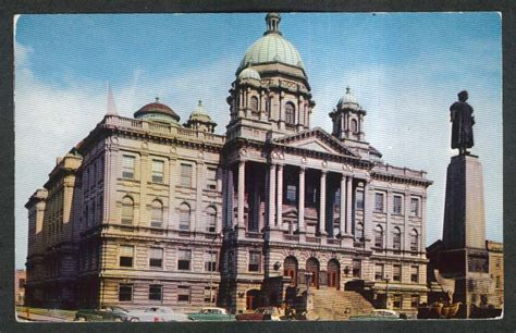 Onondaga County Court Records Postcards