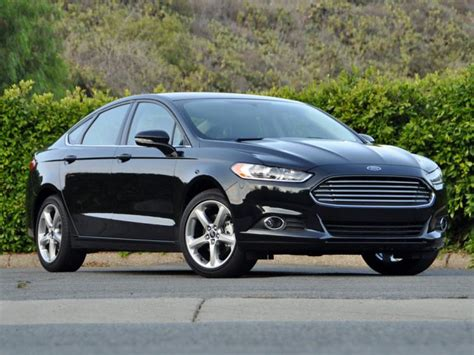 Ford Fusion 2014 by Ford Fusion Se Black 2014 Www Pixshark Images