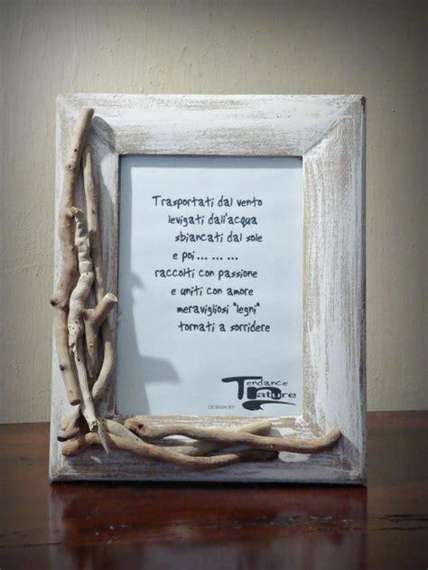 cornici per foto in legno 1000 idee su cornici di legno per foto su