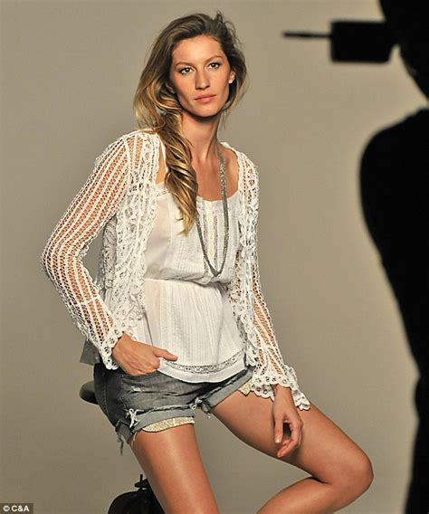 Giseles New Not Shabby by Gisele Proves She Can Design As She Models New Line