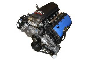 Ford 5 0 Coyote Engine Ford Racing S New Aluminator Xs Is A 500 Hp 7500 Rpm Na