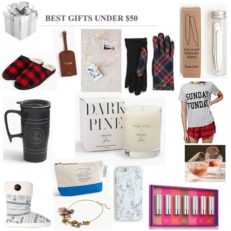 holiday gift guide best gifts under 50