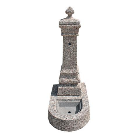 fontanella da giardino fontanella da giardino cm 130 h icem s r l