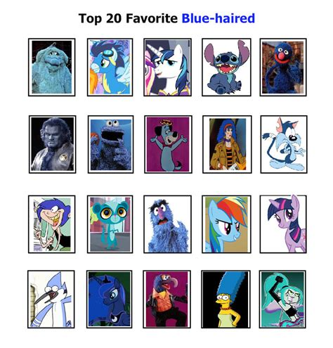 favorite blue my top 20 favorite blue haired characters by sithviremaster27 on deviantart