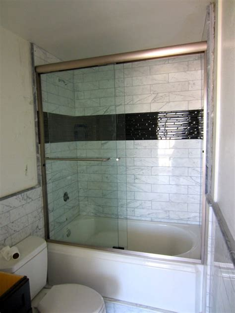 Installation Of Shower Doors Shower Doors How To Install A Glass Shower Door