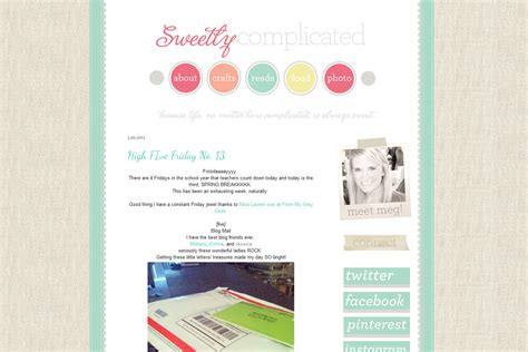 layout blog inspiration design inspiration sweetly complicated