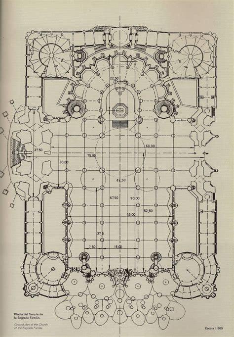floor plan books more about sagrada familia barcelona spain moreaedesign