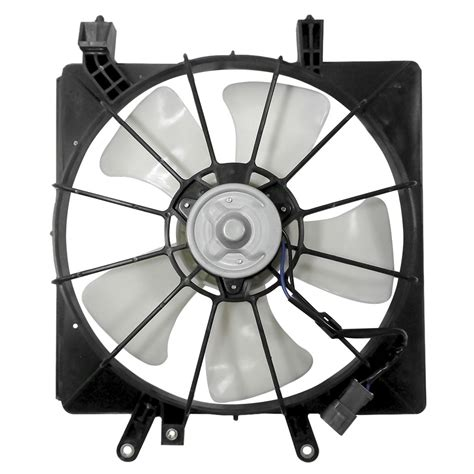 2004 honda civic radiator fan replacement autoandart com 01 05 honda civic denso type radiator