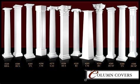 decorative wrap around columns column covers column wraps by melton classics inc 800