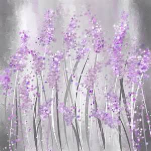 lavender art painting by lourry legarde