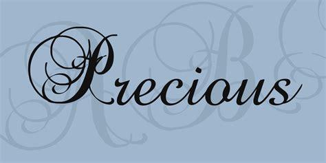 precious font 183 1001 fonts