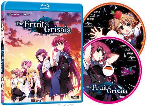fruit of grisaia fruit of grisaia season 1