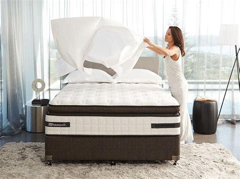 Posturepedic Bed by Posturepedic Exquisite Mattress Bed Base Sealy Australia