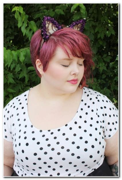 do pixie cuts look good on over weight people short hairstyles for plus size ladies new hairstyle designs