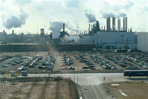 manufactured landscapes car factories
