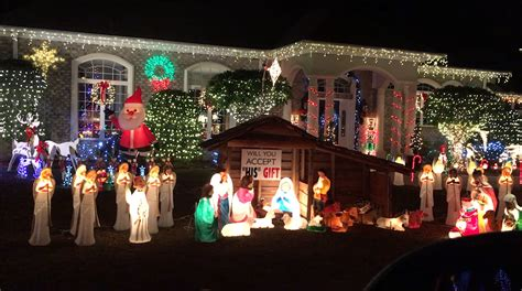 best christmas displays north myrtle beach the best lights in myrtle myrtle homes