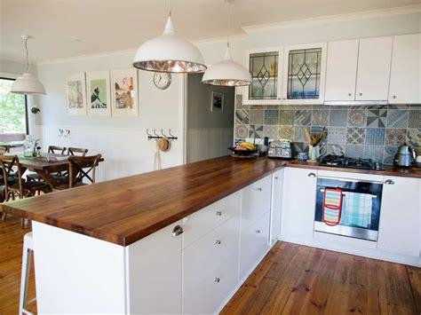 wooden bench tops kitchen kitchen wooden benchtops benches