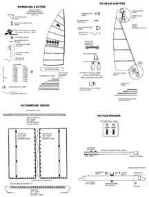 hobie 16 catamaran dimensions hobie 16 technical info hobie 16 spects hobie 16