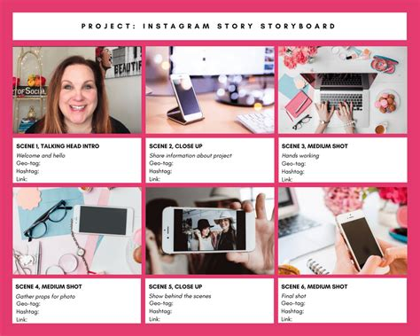 canva storyboard how to create winning instagram stories