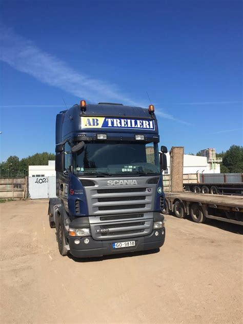 used scania r480 tractor units year 2007 price 18 435
