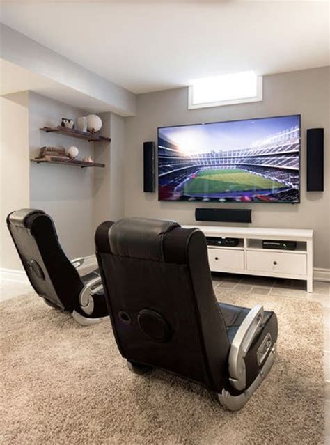 25 incredible video gaming room designs home design and cozy video gaming furniture