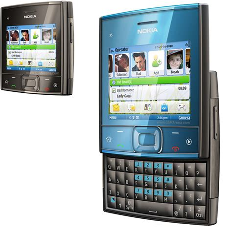 Hp Nokia X Lazada nokia x5 01 harga dan spesifikasi hp terlengkap 2012