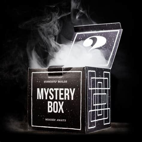 Mystery Box mystery boxes firebox