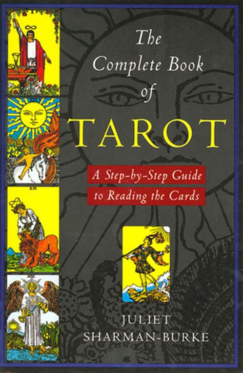 complete book  tarot  step  step guide