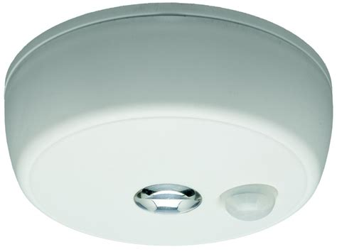 mr beams wireless motion sensing led ceiling light moto quip mr beams wireless motion sensor led ceiling