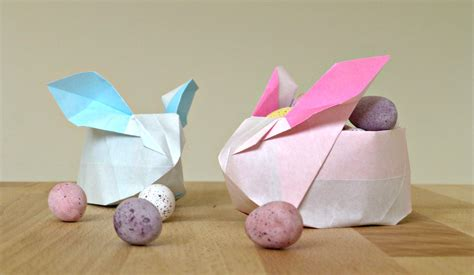 Easter Origami Bunny - hop to it and get crafting for easter hello deborah
