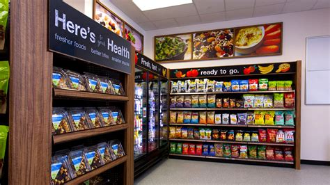 Healthy Section by Healthy Snacks You Can Find At Drugstores Today