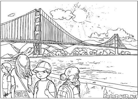 coloring page of niagara falls niagara falls free coloring pages