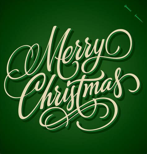 creative christmas typography designs   greeting cards world  arts